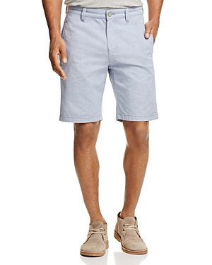 34 Heritage Nevada Twill Dot Regular Fit Shorts