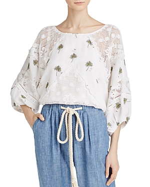 Free People Carolina Mindset Top