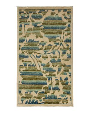 Morris Collection Oriental Rug, 3'2 x 5'7