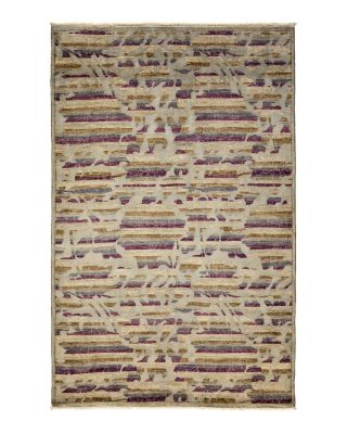 "Morris Collection Oriental Rug, 3'1"" x 5'2"""