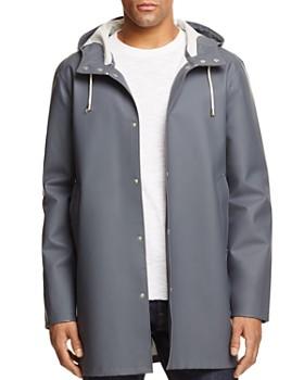 Stutterheim - Stockholm Hooded Raincoat