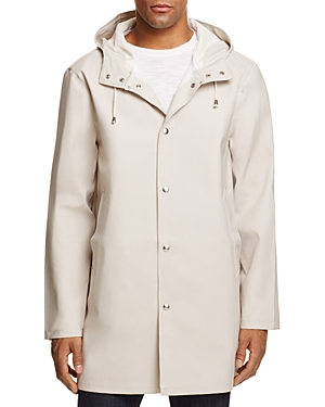 Stutterheim Stockholm Hooded Raincoat