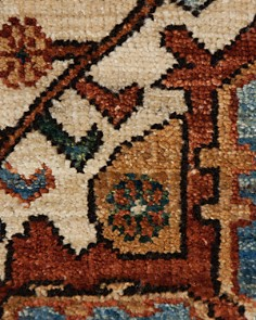 """Bloomingdale's - Serapi Collection Oriental Area Rug, 3'8"""" x 12'2"""""""