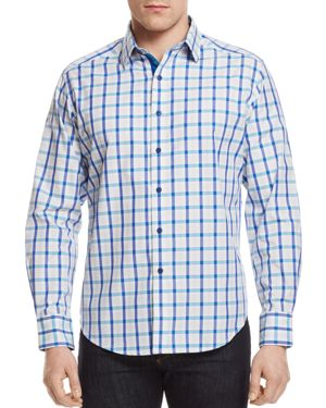 Robert Graham Hollister Classic Fit Button-Down Shirt