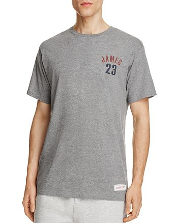 the best attitude 178f6 90159 MITCHELL & NESS Lebron James NBA Player Tee - 100% Exclusive ...