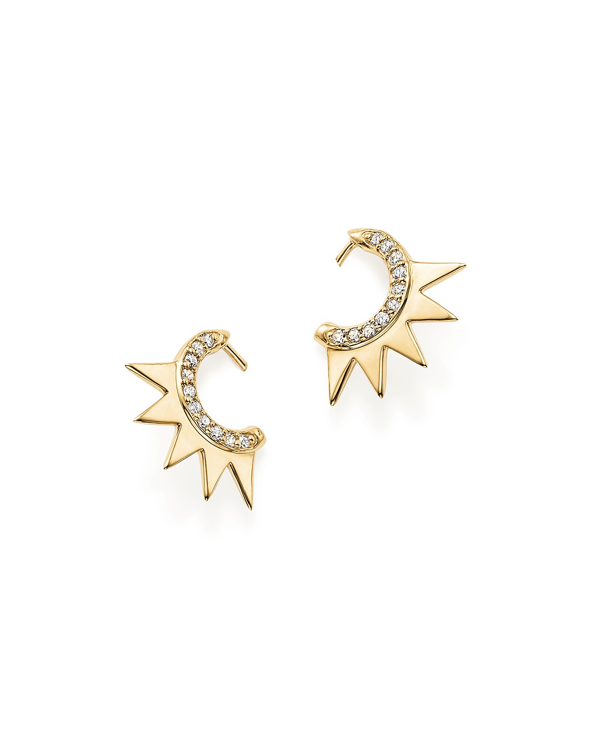 holiday aj earrings luv collection