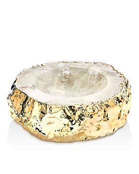 ANNA new york by RabLabs - Cascita Bowl, Gold