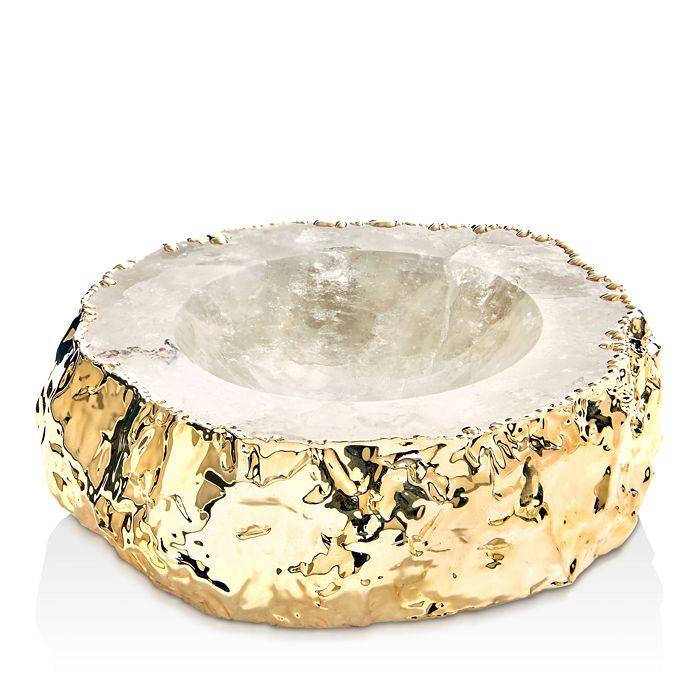 ANNA new york - Cascita Bowl, Gold