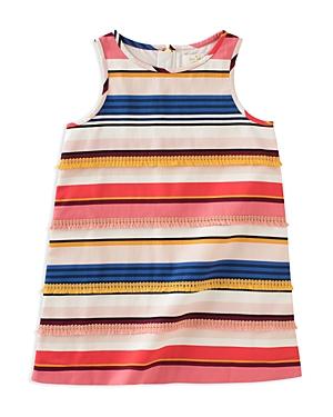 kate spade new york Girls Berber Stripe Dress  Little Kid