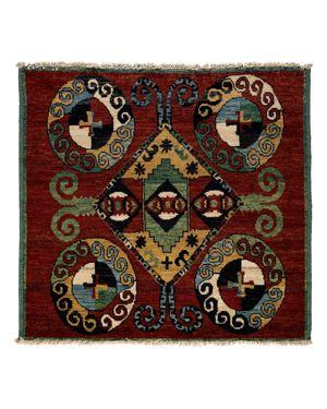 Kaitag Collection Oriental Rug, 4'10 x 5'3
