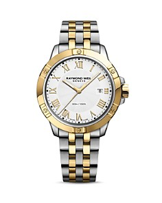 Raymond Weil Tango Two Tone Watch, 41mm - Bloomingdale's_0