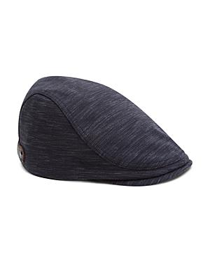 Ted Baker Jersey Flat Cap