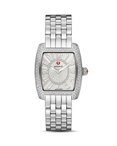 MICHELE - Urban Mini Diamond Dial Watch Head, 29 x 30mm