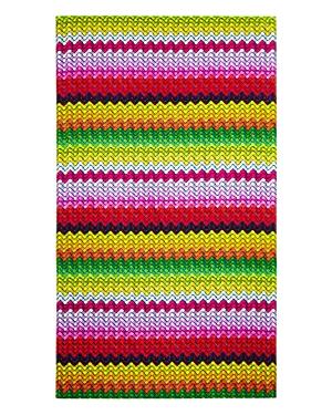 Natori Zig Zag Beach Towel