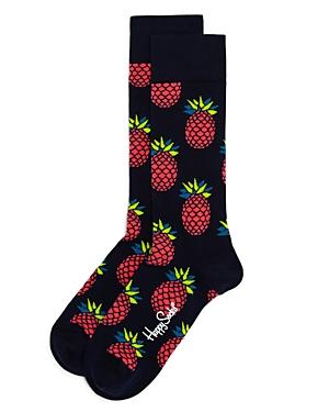Happy Socks Men's Pineapple Socks