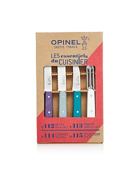 Opinel - 4-Piece Essentials Knife Set