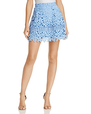Lovers and Friends Contessa Lace Skirt