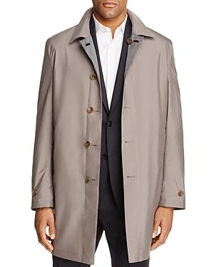 Canali Reversible Coat