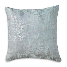 "DKNY - Refresh Metallic Printed Decorative Pillow, 16"" x 16"""