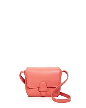 f5e1c78b3164 Olivia Clergue - Gisela Mini Leather Shoulder Bag ...