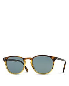 Oliver Peoples - Men's Finley Esq VBTG Sunglasses, 51mm
