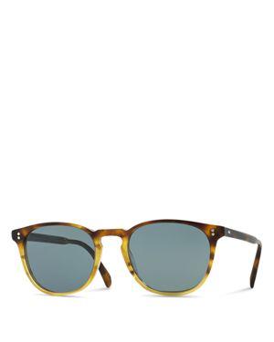 Oliver Peoples Finley Esq Vbtg Sunglasses, 51mm