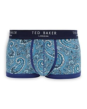 Ted Baker Paisley Print Marl Boxer Briefs