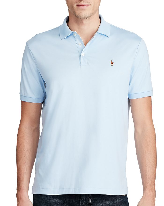Classic Polo Shirt Touch Soft Fit kwPn0O