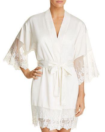 Flora Nikrooz - Farrah Charmeuse Cover-Up Robe