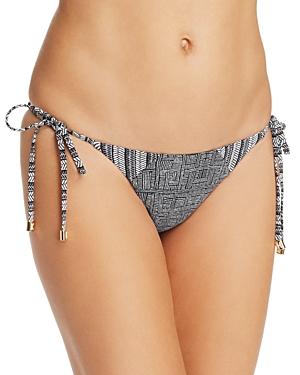 Heidi Klum Swim Savannah Sunset Side Tie Bikini Bottom at Bloomingdale's