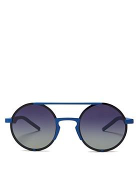 Polaroid - Women's Round Frame Sunglasses, 50mm
