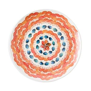 Juliska Oceanica Melamine Salad Plate