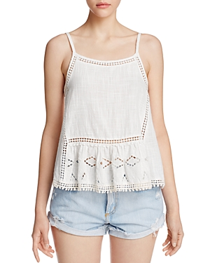 Scotch & Soda Beach Crochet Tank