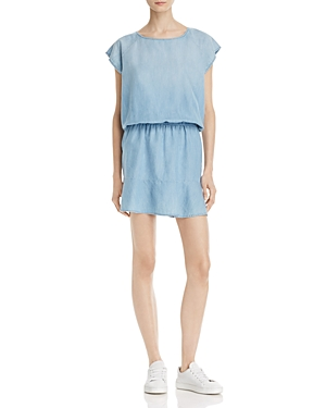 Soft Joie Quora Chambray Dress