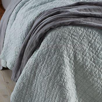 Coyuchi - Twilight Organic Cotton Euro Sham