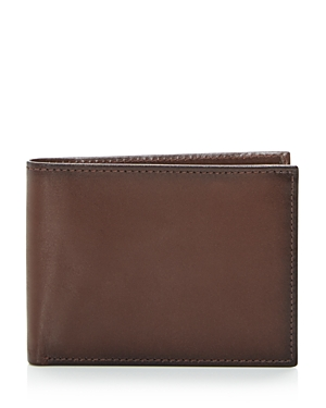 f6ccec11a063 The Men's Store at Bloomingdale's Rfid Smooth Slimfold Wallet - 100%  Exclusive | £46.07 | Port