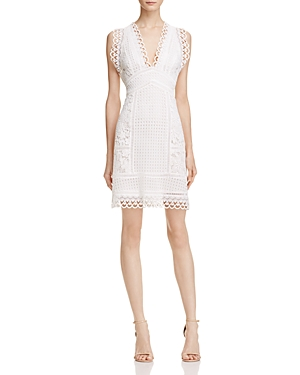 French Connection Zahra Lace Dress
