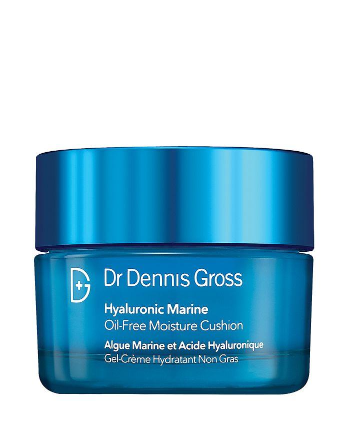 Dr. Dennis Gross Skincare - Hyaluronic Marine Oil-Free Moisture Cushion 1.7 oz.