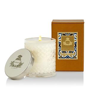 Agraria - Mediterranean Jasmine Woven Crystal Candle- 7 oz. b22251815163013442