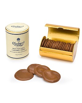 Charbonnel et Walker - Milk Sea Salt Caramel Thins
