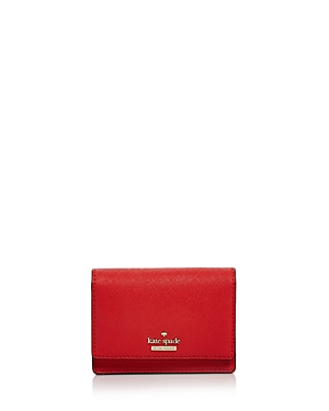 kate spade new york Cameron Street Beca Saffiano Leather Wallet