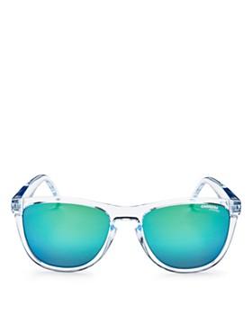 d3921dabc43b Carrera - Men s Mirrored Square Keyhole Sunglasses