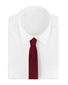 Bloomingdale's Boys - Boys' Twill Solid Tie - 100% Exclusive