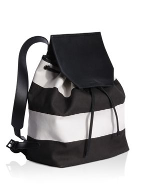 Kendall and Kylie Nancy Canvas Backpack