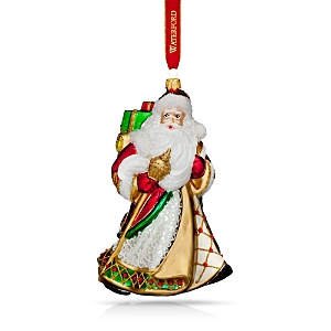 Waterford Nostalgic Miraculous Santa Ornament