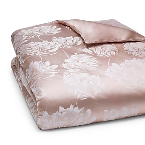 Gingerlily Peony Duvet Cover Queen  100 Exclusive