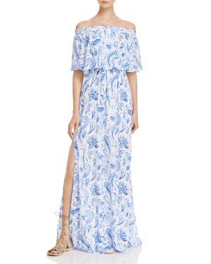 Show Me Your MuMu Hacienda Off-the-Shoulder Maxi Dress - 100% Exclusive