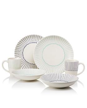 Sparrow & Wren - Striped Dinnerware Collection - 100% Exclusive