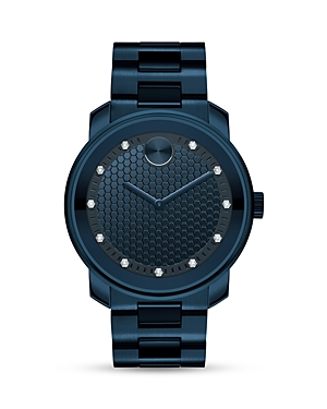 Movado Bold Diamond Watch, 42.5mm