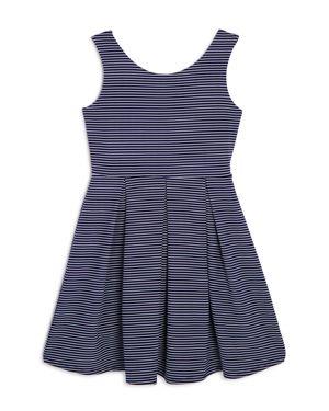 Aqua Girls' Crisscross-Back Dress, Big Kid - 100% Exclusive